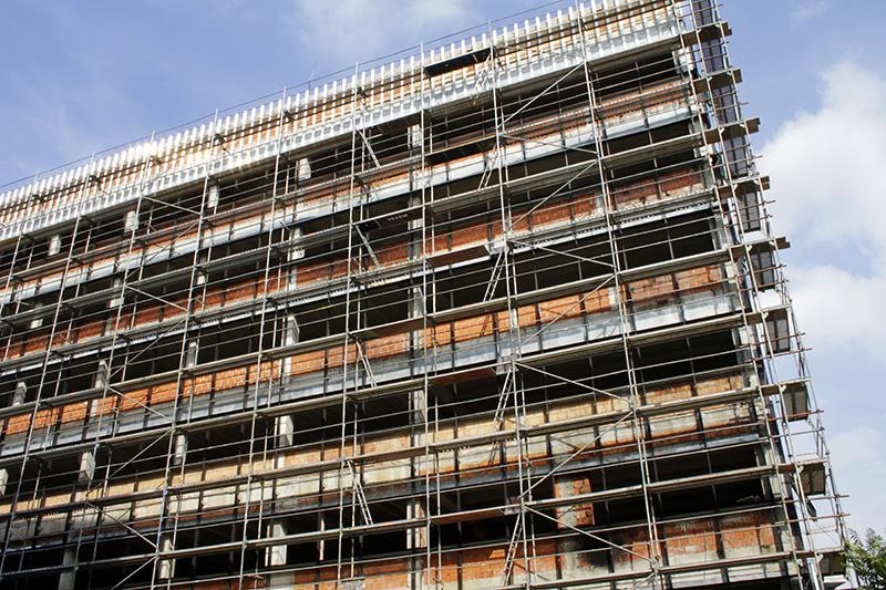 Iznajmljivanje gradjevinskih skela
