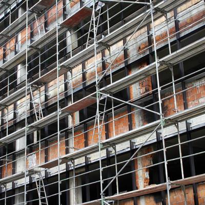 Iznajmljivanje ramovskih gradjevinskih skela