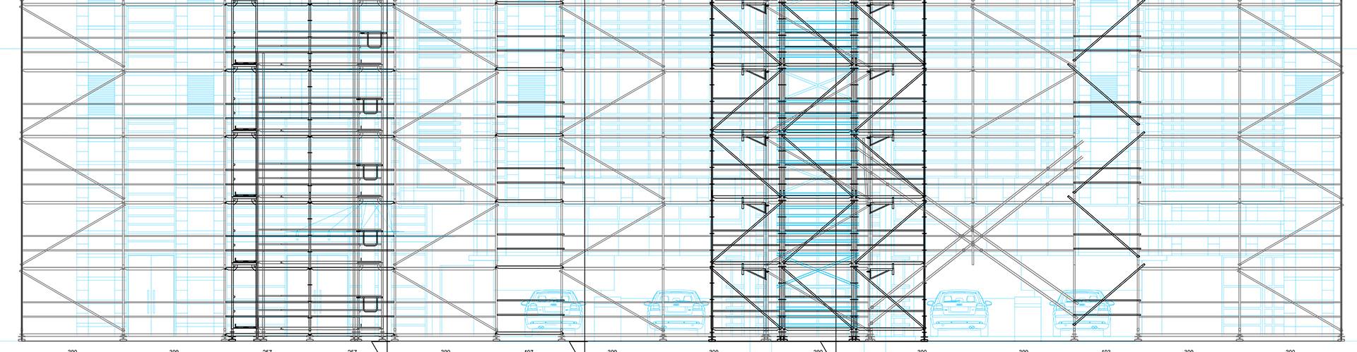 Izrada Projekata - Elaborata Skelskih Konstrukcija