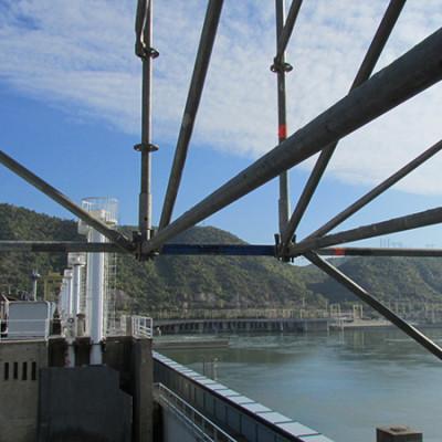 Rentiranje cevnih gradjevinskih skela