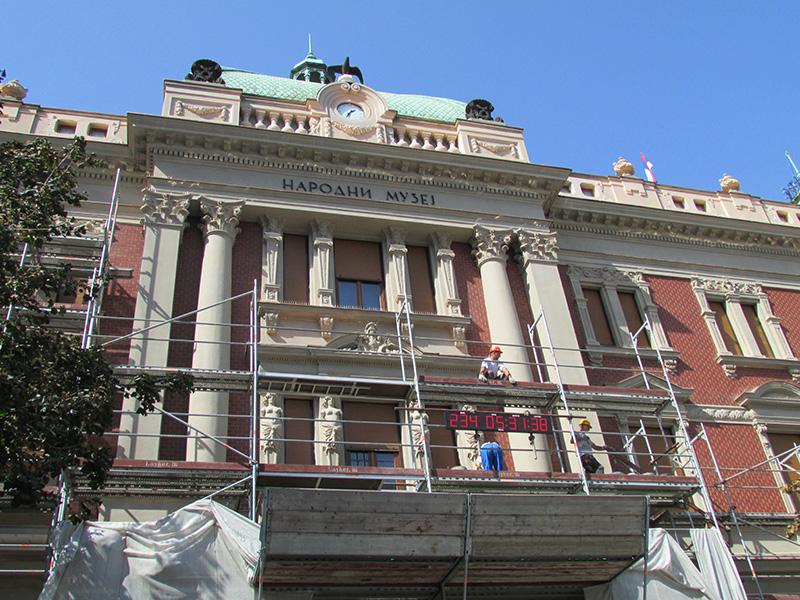 Rentiranje fasadnih skela