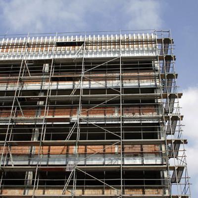 Rentiranje ramovskih gradjevinskih skela